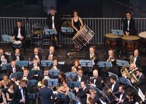 OFVC alla Innsbrucker Promenadenkonzerte, 26 luglio 2013