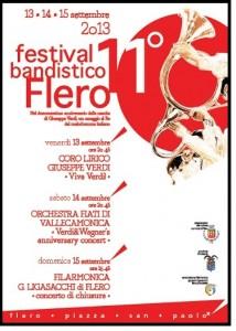 Verdi e Wagner risuonano all'11° Festival Bandistico di Flero