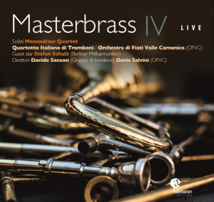 Masterbrass IV, il CD