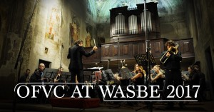 OFVC at WASBE2017 – Crowdfunding