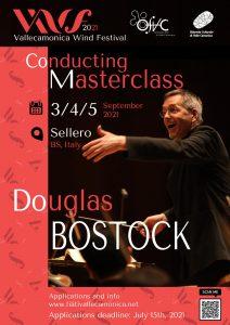 Masterclass Internazionale di Direzione – DOUGLAS BOSTOCK