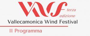 Valle Camonica Wind Festival – Il PROGRAMMA