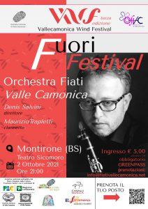FuoriFestival2021 – OFVC & Maurizio Trapletti