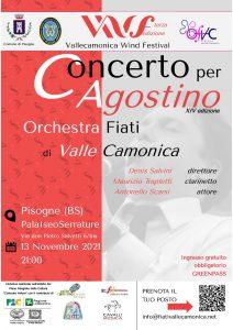 XIV Concerto per Agostino
